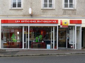 Enseigne Opticiens Mutualistes (1)