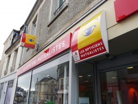 Enseigne Opticiens Mutualistes (3)