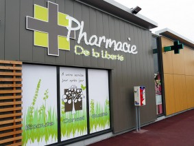 Devanture Pharmacie